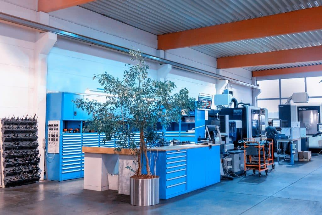 Reuth Werkstatt - Werkzeugbau, Formenbau und Sondermaschinenbau