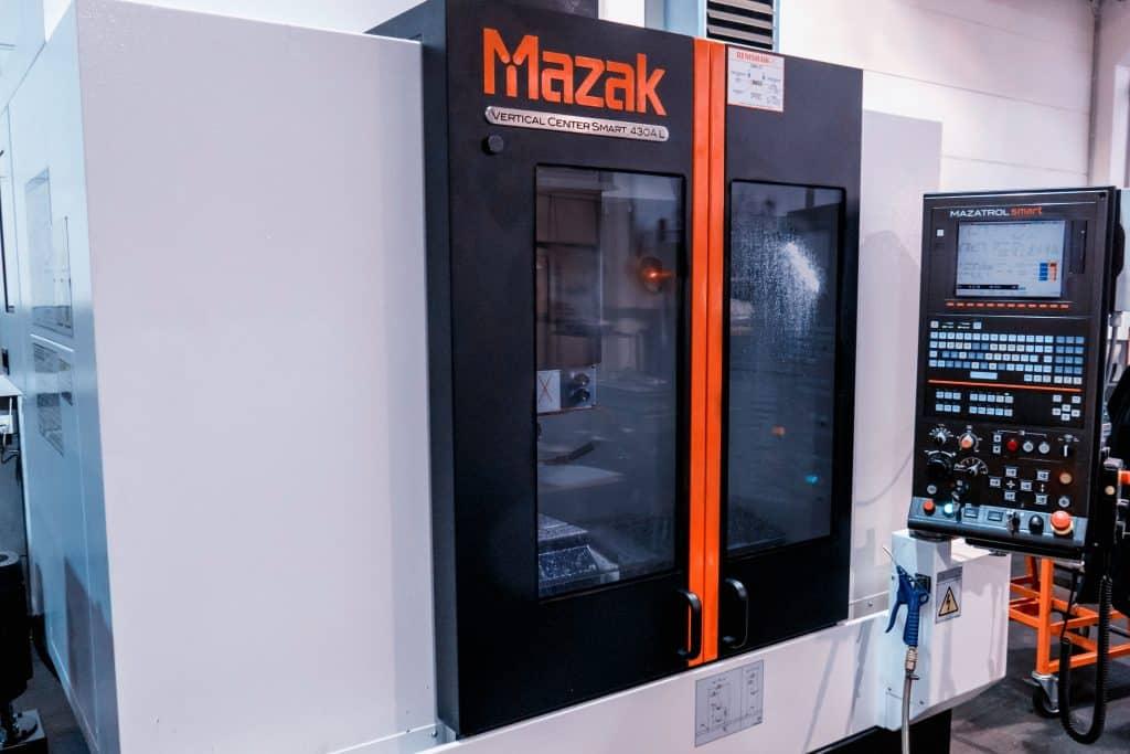 Mazak VC Smart 430